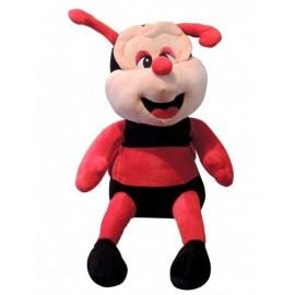 Albina din plus 60cm - rosie