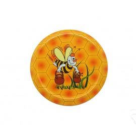 Capac 63mm - Albina cu galetute