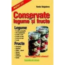 Conservate din legume si fructe - muraturi si conserve fara conservanti chimici