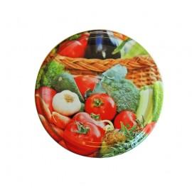 Capac 66mm - Coș cu legume