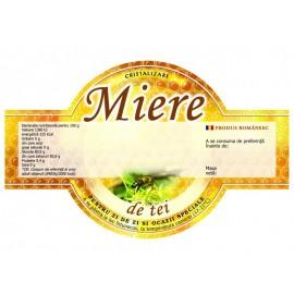 Etichete miere - Tei