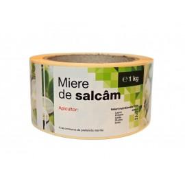 Etichete Apiluk, la rola - Salcam 1kg