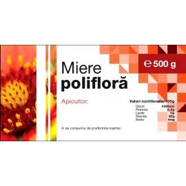 Etichete Apiluk, la rola - Poliflora 0,5kg