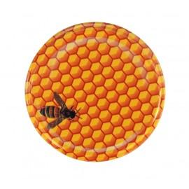 Capac 82mm - Fagure cu albină