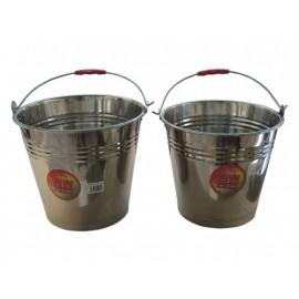 Galeata inox 14 litri