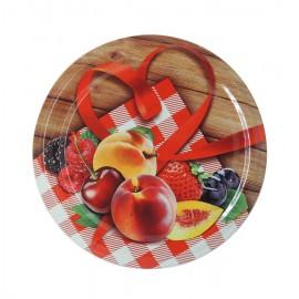 Capac 82mm - Fructe cu panglica