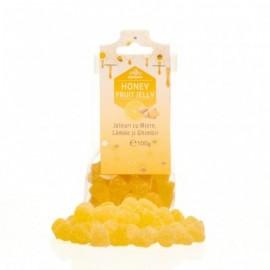 Jeleuri cu miere, lămâie și ghimbir, 100g