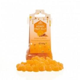 Jeleuri cu miere, portocale și scorțișoară, 100g