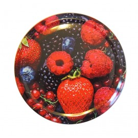 Capac 82mm - Mix fructe