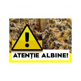 Panou avertizare albine 5