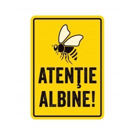 Panou avertizare albine 8