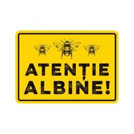 Panou avertizare albine 6