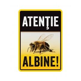 Panou avertizare albine 7
