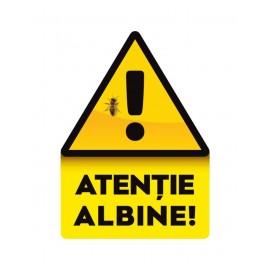 Panou avertizare albine 1