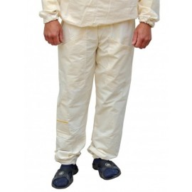 Pantaloni apicoli, bumbac subtire