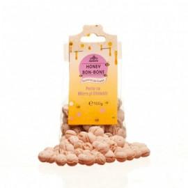 Perle cu miere si ghimbir, 100g