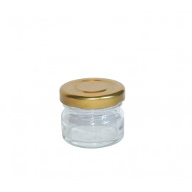 Borcan 20ml - rotund
