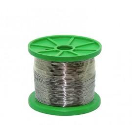 Sârmă inox de 0,45mm, 0,5kg