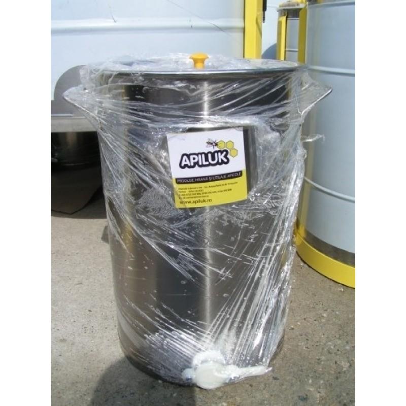 Bidon din inox    40 litri, 50 kg