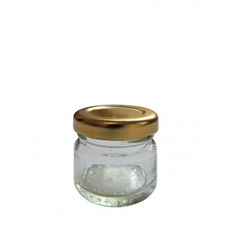 Borcan 30ml - rotund