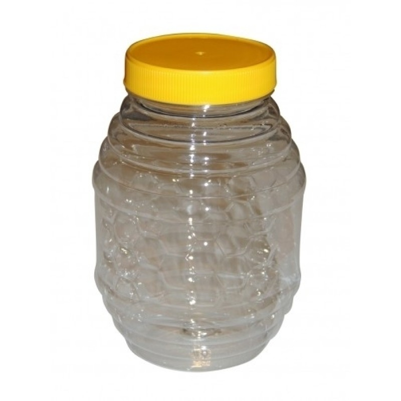 Borcan plastic 720ml - butoias