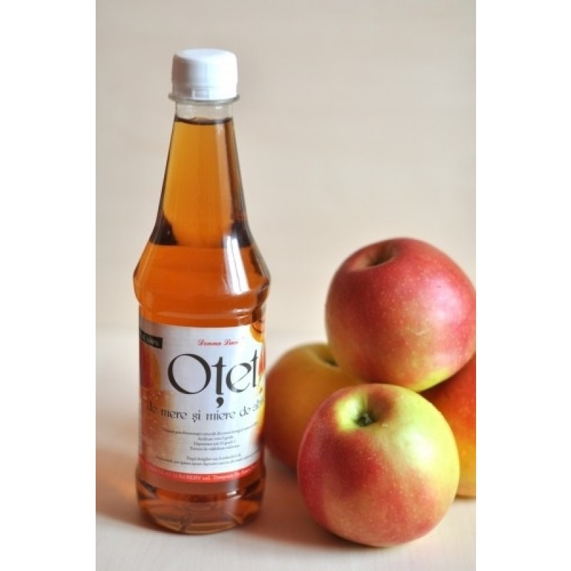 Otet de mere cu miere 0,5l