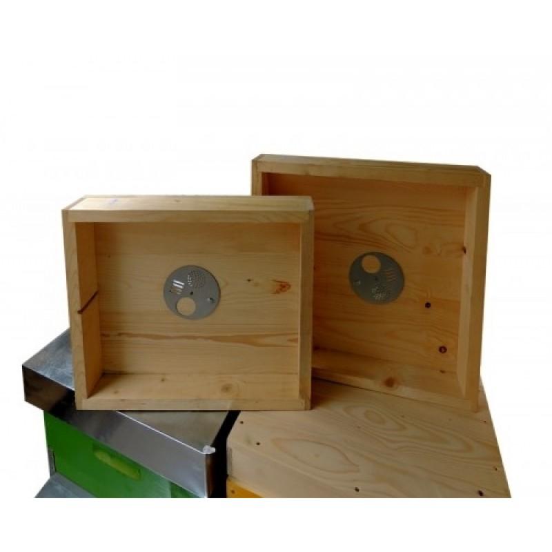 Podisor lemn pentru stup de 10 rame