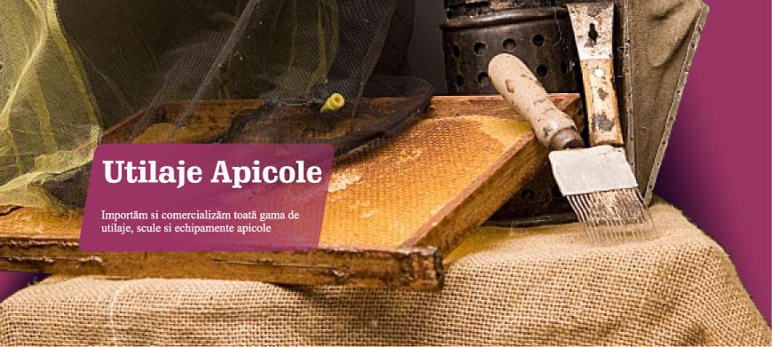 Utilaje apicole